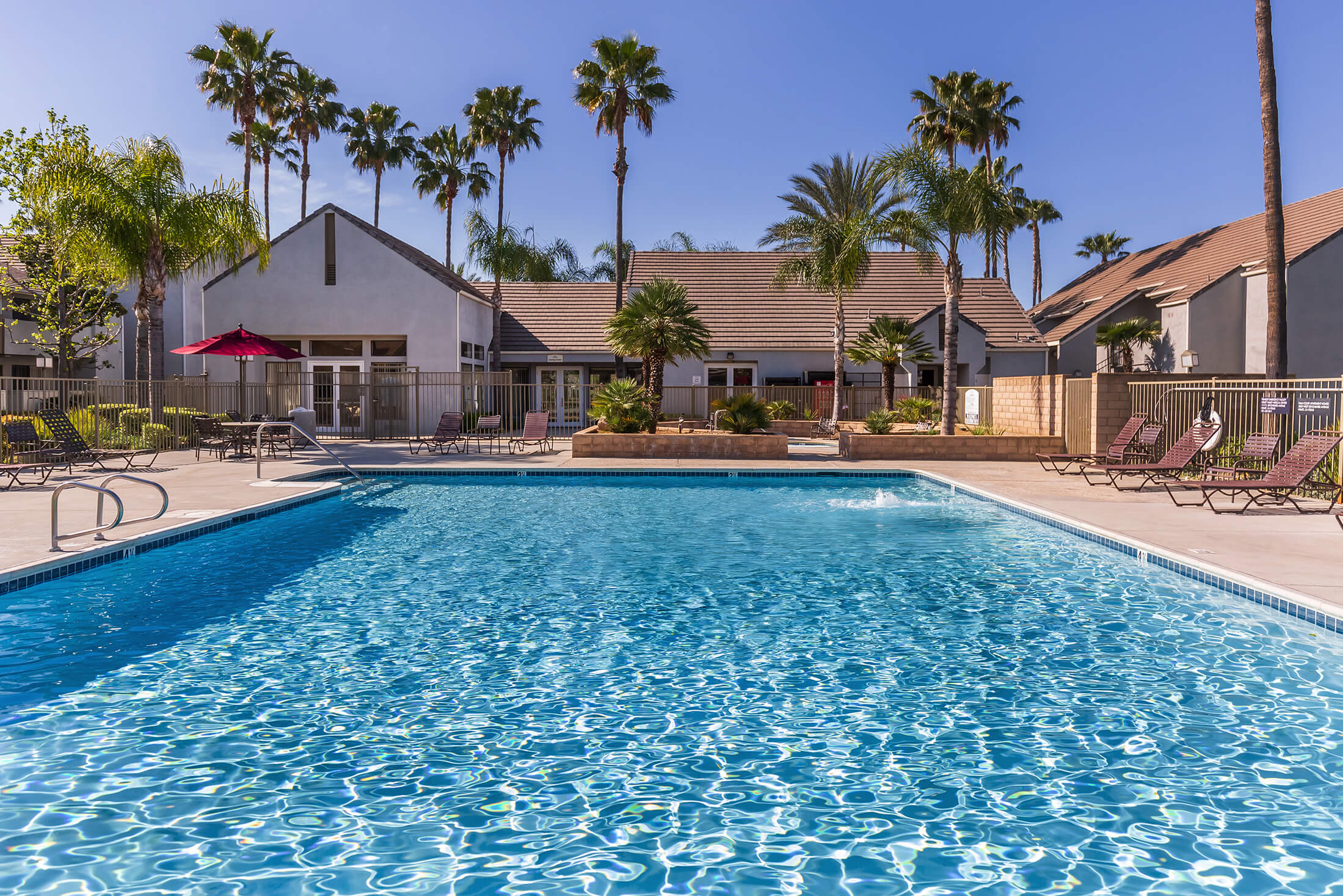 Palm Court Apartment Homes Apartments in Hemet CA